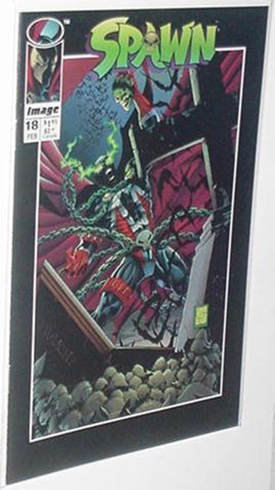 Image Comics Spawn #18 Feb 1994