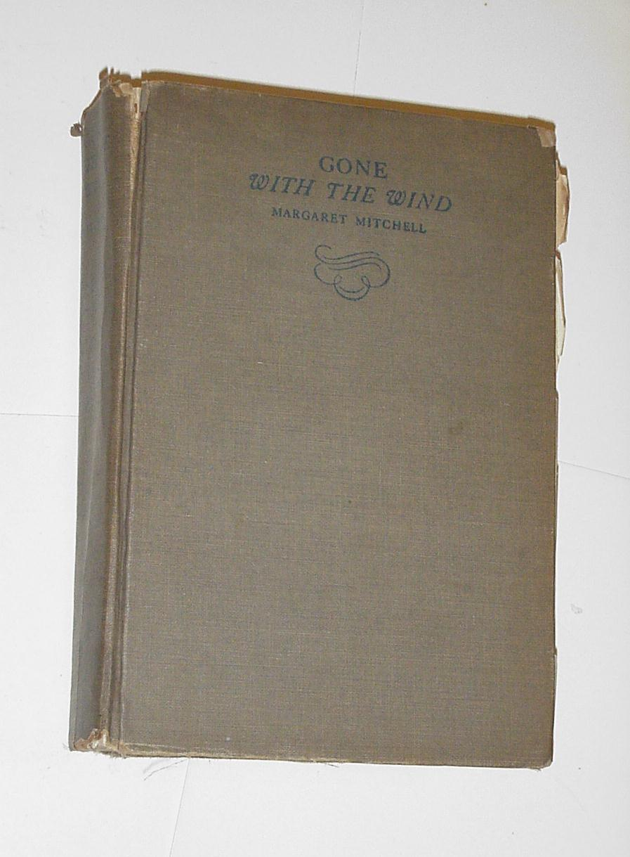 Gone with the Wind HC 1936 Margaret Mitchell