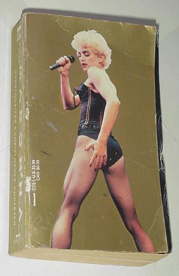 Madonna Unauthorized PB Christopher Andersen