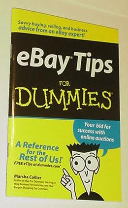 eBay Tips for Dummies Pocket Sized Marsha Collier