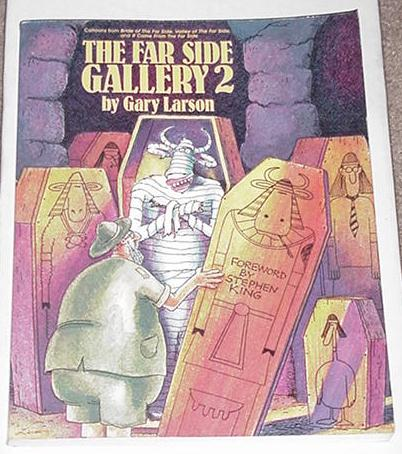Far Side Gallery 2 TP Gary Larson Comic Strip Coll