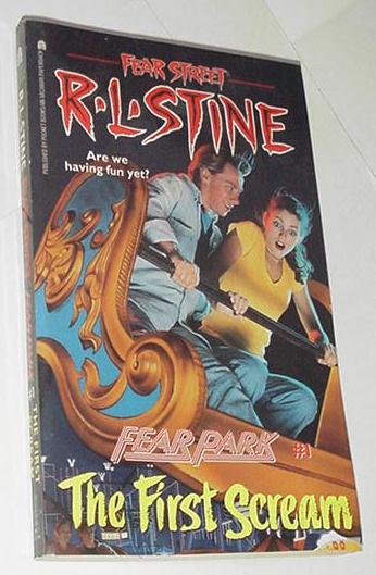 The First Scream No. 1 by R. L. Stine 1996