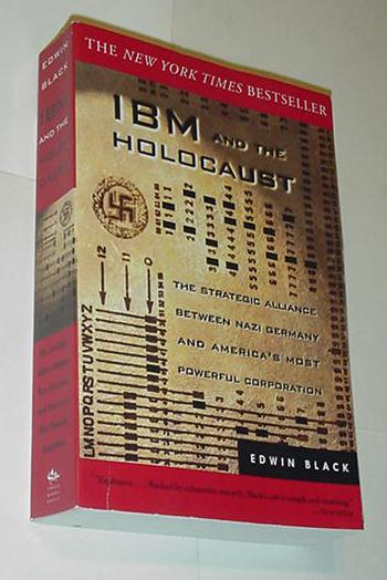 IBM and the Holocaust SC Edwin Black 1st print