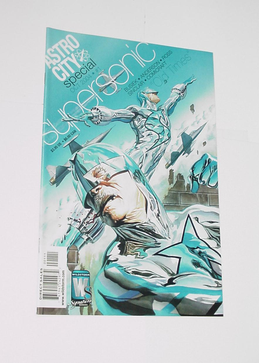 Astro City Special, 15,16 + Visitors Guide Busiek