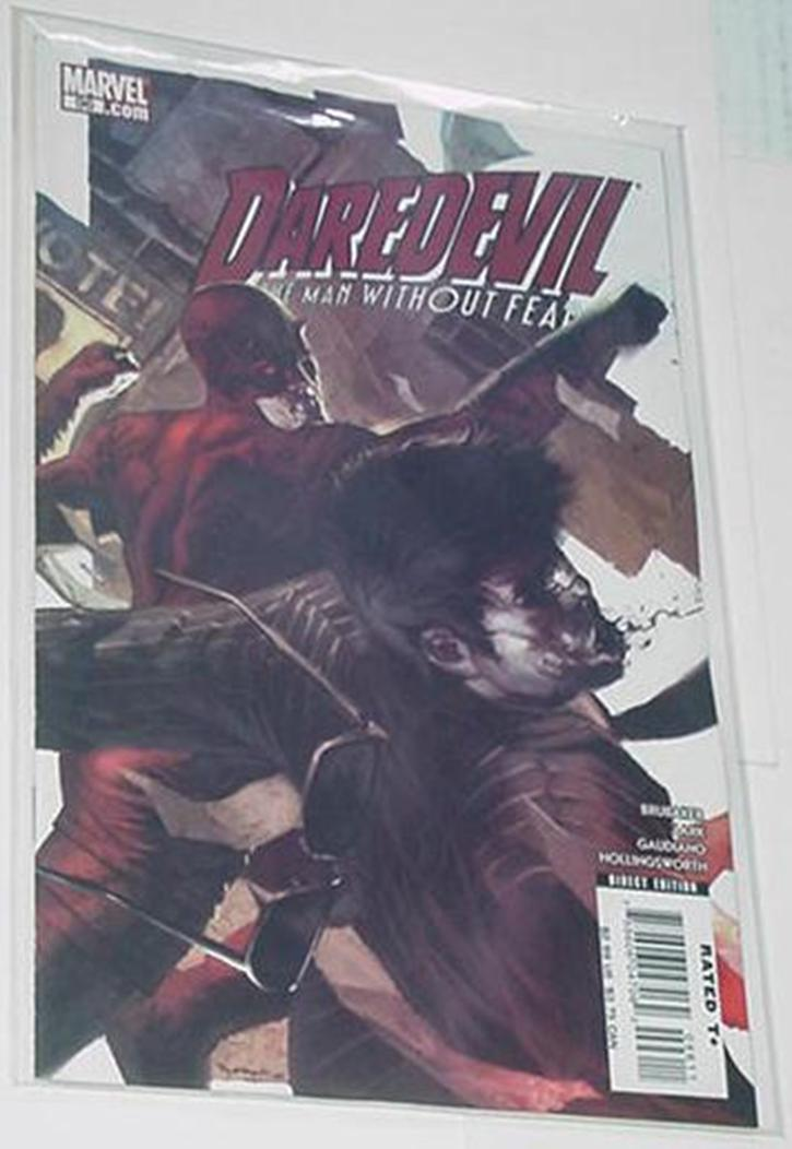 Daredevil 92,95,96 NM Ed Brubaker