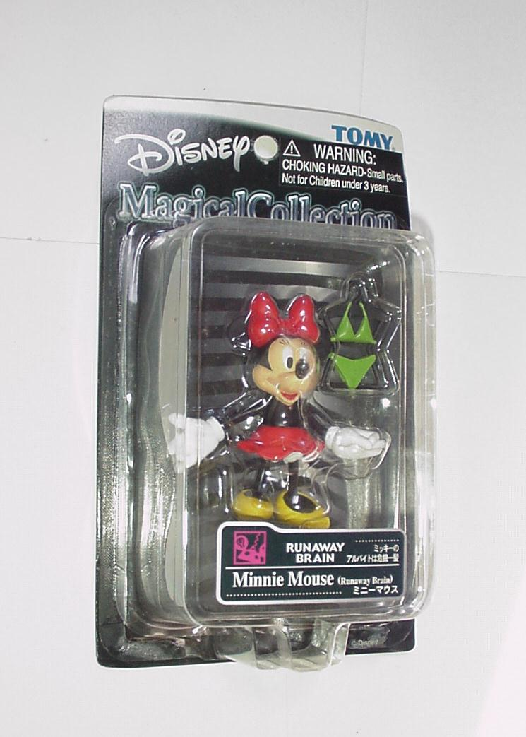 Disney's Magical Collection Toy Tomy: Minnie Mouse