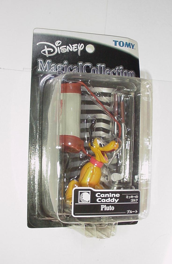Disney's Magical Collection Toy from Tomy: Pluto