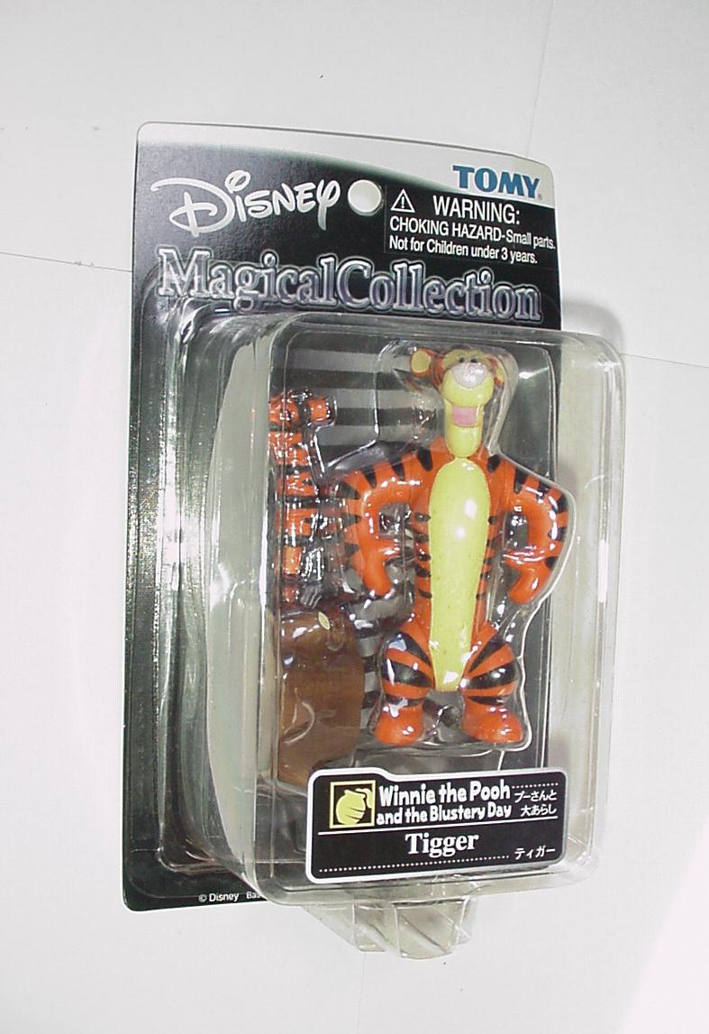 Disney's Magical Collection Toy Tomy Tigger