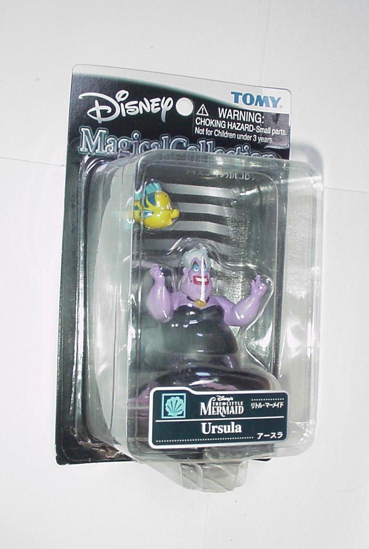 Disney's Magical Collection Toy Tomy Ursula