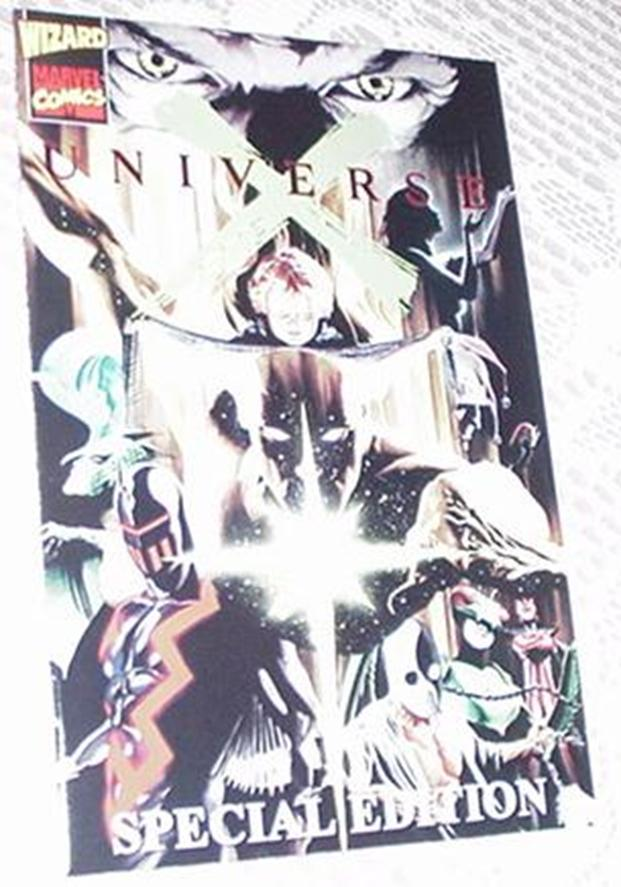 Wizard Special Edition Universe X Alex Ross Jim Kr