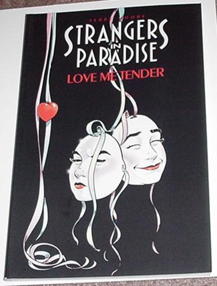 Strangers In Paradise TP Vol 2-6 Terry Moore NM