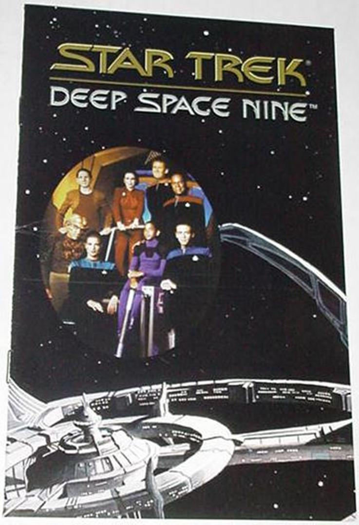 Star Trek Deep Space Nine Limited Ed Preview 2