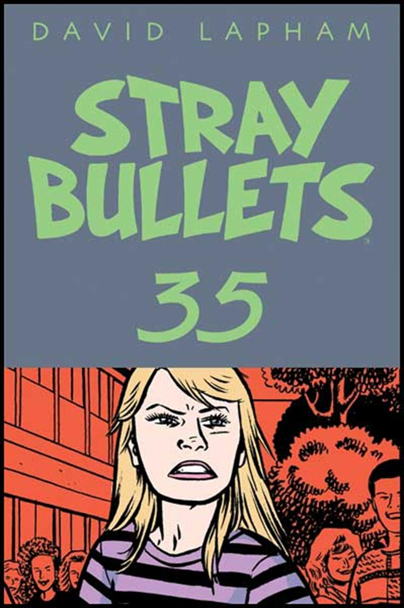 Stray Bullets 35,36,38,40 NM David Lapham