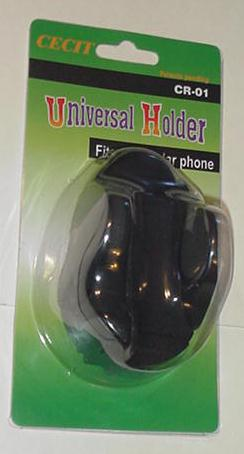 Cecit CR-01 Universal Holder Cell Phones NIP