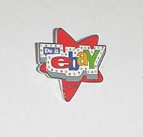 eBay Live 2003 Do It eBay Pin
