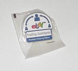 eBay Live 2003 Trading Assistants Pin Help Others
