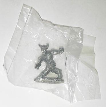 Baron of Hell Doom Pewter Reaper Miniatures id Sof