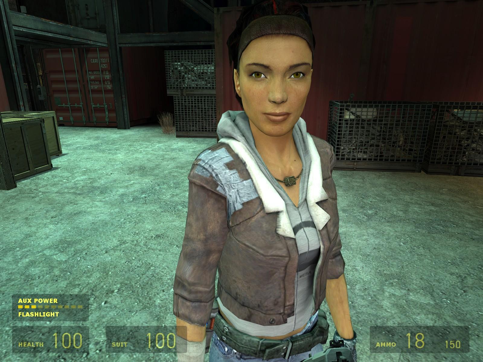 Half-Life 2 PC Game Five Disks w Box Valve Classic
