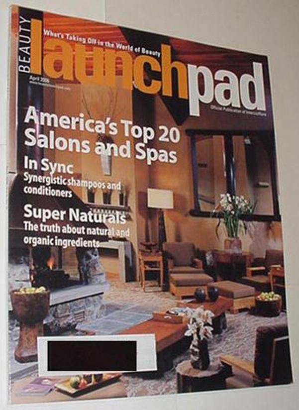 Launchpad Magazine NM Vol 5 # 4 Spa at Nemacolin W