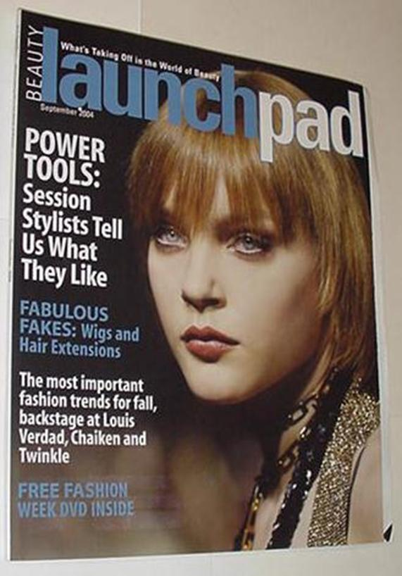 Launchpad Magazine NM September 2004 Franco Rossi