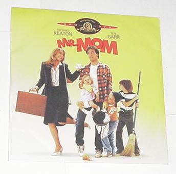 Mr. Mom DVD Pizza Hut Edition Michael Keaton