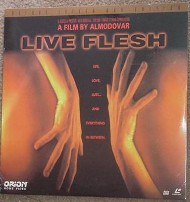 Live Flesh LD Pedro Almodovar Spanish English Subs