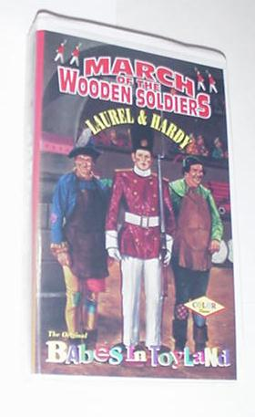 March of the Wooden Soldiers VHS GOODTIMES CLASSIC