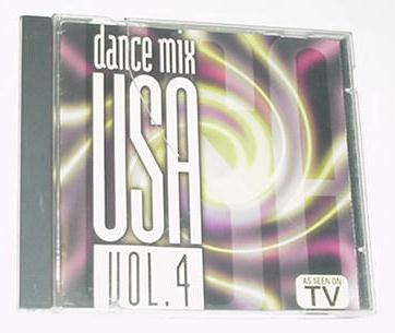 Dance Mix USA Vol. 4 CD