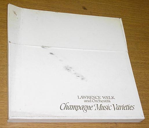 Lawrence Welk + Orchestra Champagne Music 6 LP Set