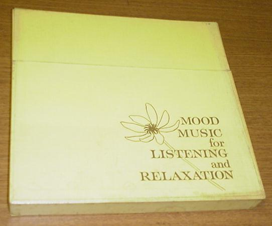 Mood Music for Listening and Relaxation 10 LP Set