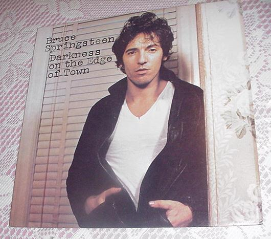 Bruce Springsteen Darkness of the Edge of Town LP