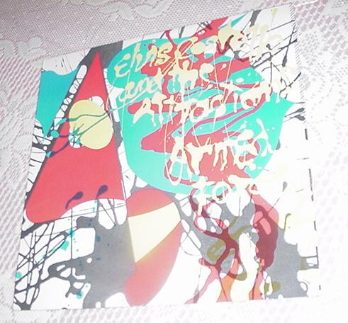 Elvis Costello and Attractions Armed Forces LP1978