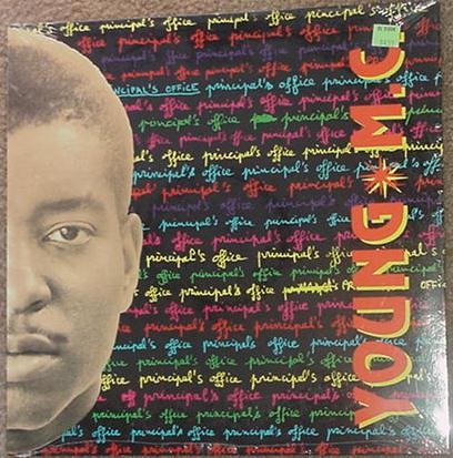 Young MC LP Principal's Office SEALED Old School