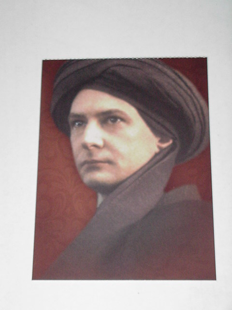 Harry Potter Sorcerer's Stone Postcard Quirrell