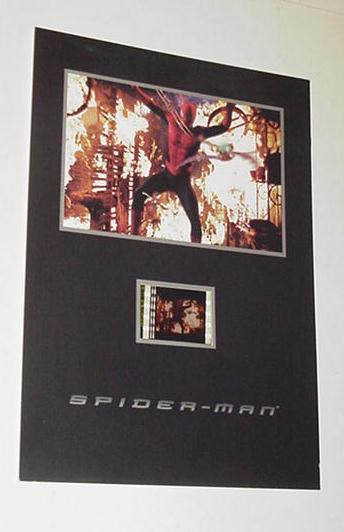 Spider-Man Film Cel Senitype 1st Movie Amazing