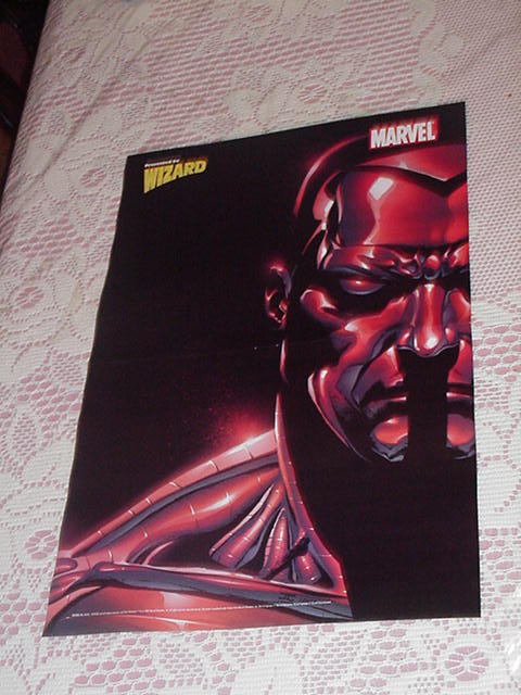 Colossus Poster John Cassaday Astonishing X-Men