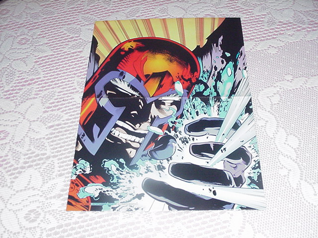 Magneto POWER Poster NEW X-men