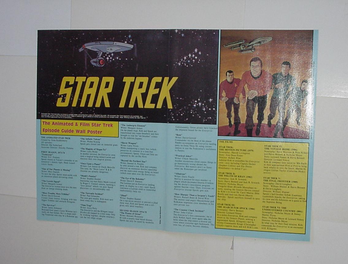List of star trek: the animated series episodes.