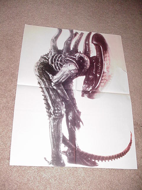 Aliens Poster Alien Movie Predator