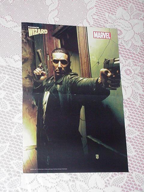 Punisher Max Civil War Poster Tim Bradstreet