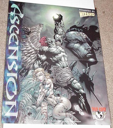 Ascension 3 Poster David Finch
