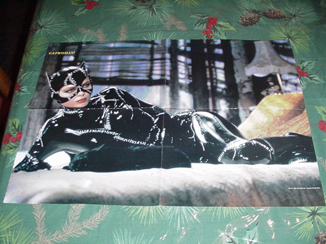 Catwoman Batman Movie Poster