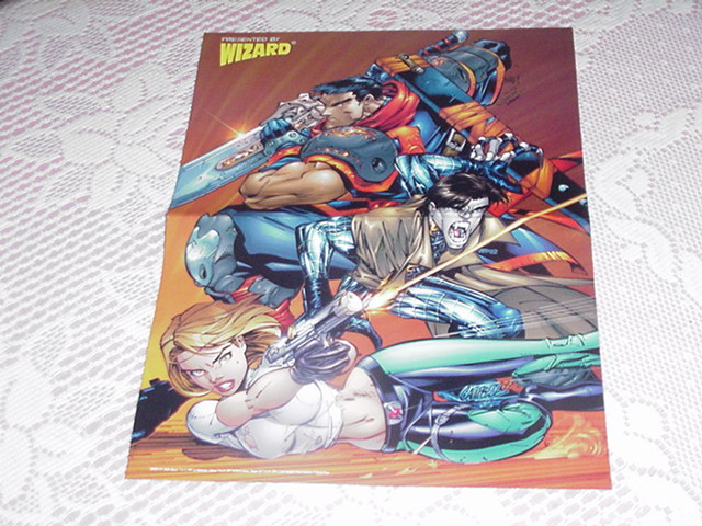 Danger Girl Battle Chasers Jam Poster Madureira