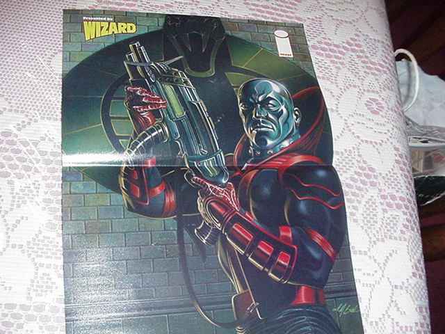 Destro Poster by David Michael Beck GI Joe G I