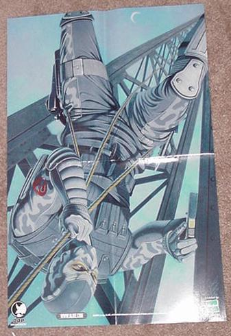 Firefly Poster G.I. Joe David Michael Beck