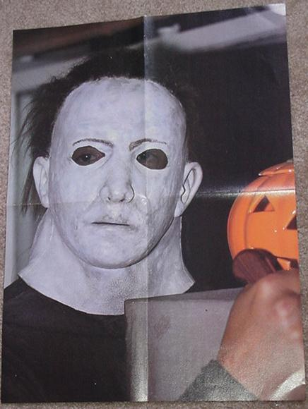 Michael Myers Poster Halloween Movie
