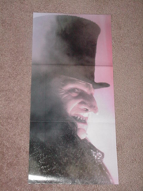 Penguin Poster Batman 2 Returns Danny Devito