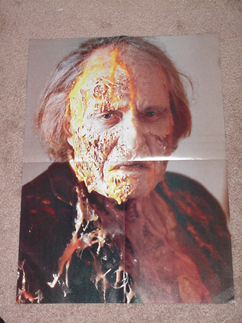 Phantasm 2 Poster Angus Scrimm Horror Movie