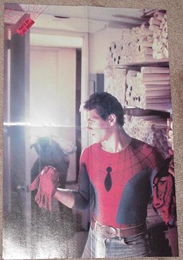 Amazing Spider-Man Photo Poster ASM 262