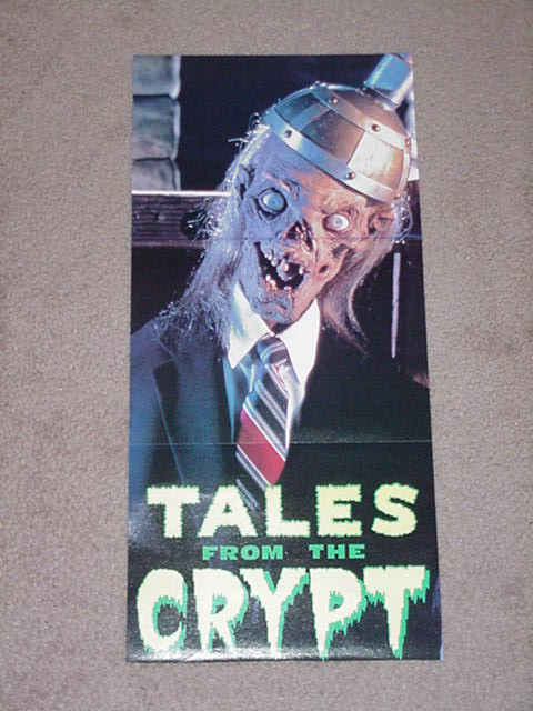 Cryptkeeper Poster Tales From the Crypt